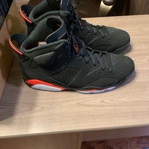 2019 Jordan 6 Infrared